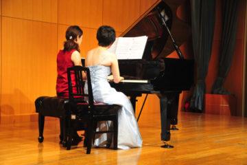 ピアノを弾くときに、緊張しないようになりたいの画像