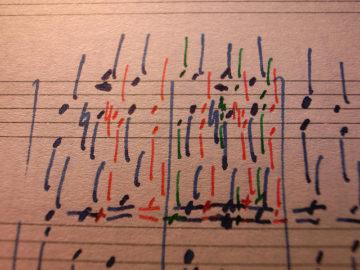 ピアノ発表会でやりたい曲がみつかったから、耳コピしてきたよ!の画像