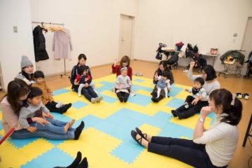 児童館リトミックと習い事リトミックの画像