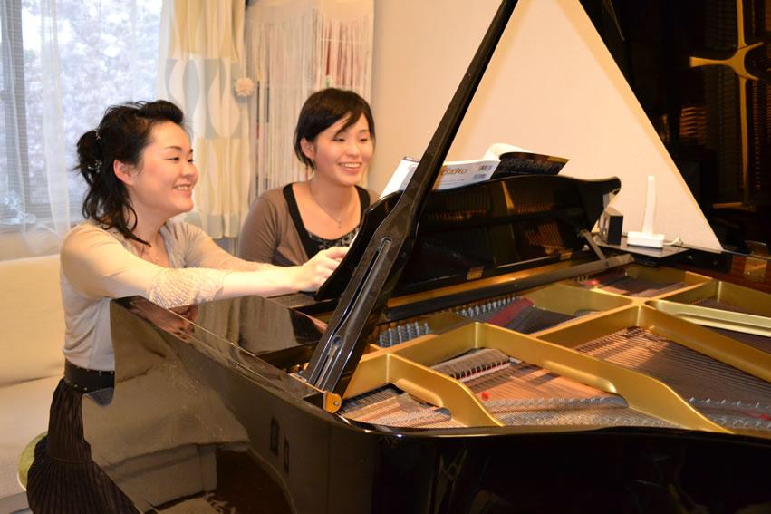 平日夜のピアノレッスン、残りわずかですの画像