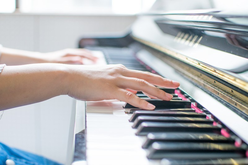 7月より対面レッスン開始/ピアノ体験レッスン受付中!の画像